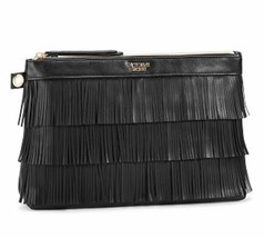 Victoria's Secret on the fringe night out wristlet ~ available in Black - $14.99