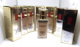 ELIZABETH ARDEN FLAWLESS FINISH Perfectly Satin Makeup Spf 15 1oz/30ml C... - $21.95