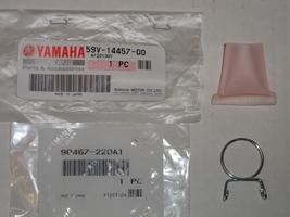 Airbox Air Box Drain Cap Seal OEM Yamaha YFZ450 YFZ 450 Banshee Raptor W... - $9.95