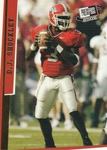 2006 Press Pass SE Gold #29 D.J. Shockley  - $0.50