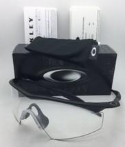 New OAKLEY BALLISTIC M-FRAME Safety glasses 11-161 Black w/Clear ANSI Z8... - $132.99