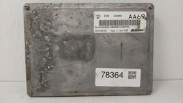 2012-2012 Chevrolet Equinox Engine Computer Ecu Pcm Ecm Pcu Oem 78364 - $158.00