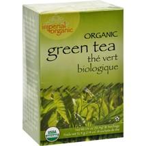 Uncle Lee's Imperial Organic Green Tea - 18 Tea Bags - $11.24
