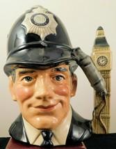 """Royal Doulton Character Jug  """"The London Bobby""""  D6744 - $42.74"""
