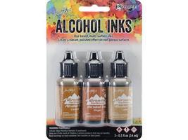 Ranger-Tim Holtz Adirondack Alcohol Inks, 3 Pack image 3