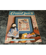 Cross Quick Magazine February March 1989 Who Among Us Sampler - $2.99