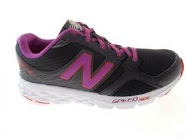 New Balance 490v3 Women's BLACK/PINK Speedride Running Shoes Sz 5, #W490LB3 - $49.99