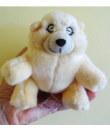 Charmin Bear Dillon Baby Cream Plush - $9.00