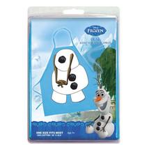 Walt Disney Frozen Movie Olaf Figure Kids Character Cotton Adjustable Ap... - $17.41