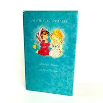Vintage Hallmark Book - A Child's Prayer - Beautiful Prayers For Every O... - $19.54