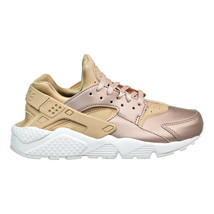 Nike Air Huarache Run Pemium TXT Womens Shoes Elm-Metallic Red Bronze aa... - €120,14 EUR