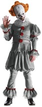 Adult Grand Heritage Pennywise Costume in Standard and XL Sizes- LIMITED... - $159.99