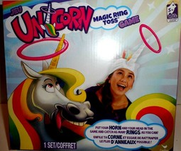 Unicorn Magic Ring Toss Game Children Or Adult Fun NEW - £3.79 GBP