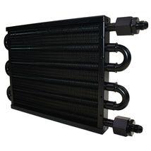 "A-Team Performance Aluminum Tube & Fin Transmission Oil Cooler, 15 1/2"" x 5"" image 7"