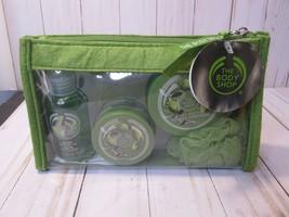 G3 The Body Shop Olive Shower Gel Hand Cream 4 Piece Gift Set New - $24.74