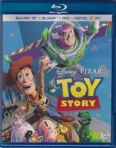 Disney Toy Story [Blu-ray 3D + Blu-ray + DVD]