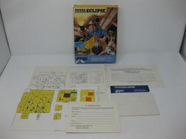 "Total Eclipse (Spotlight / Cinemaware, 1989) - Tandy IBM 5.25"" Diskette ... - $39.59"