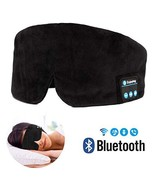 Bluetooth Sleeping Eye Mask Headphones, Bluetooth Sleep Eye Shades, Well... - $20.02