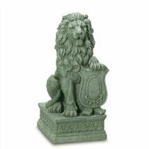 Lion Guardian Fiberglass Statue - $78.32