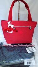 New w Tag KIPLING JERIMIAH Tote Travel Shoulder Handbag - $59.35+