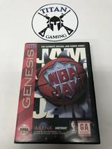NBA Jam (Sega Genesis, 1994) - $10.45
