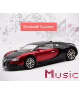 1:18 Bugatti Veyron Super Sport Car Model Bluetooth Speaker  - $99.98