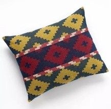 CHAPS Home CASABLANCA KLIM Rug Decorative PILLOW NEW Size: 16 x 20 FREE ... - $69.99