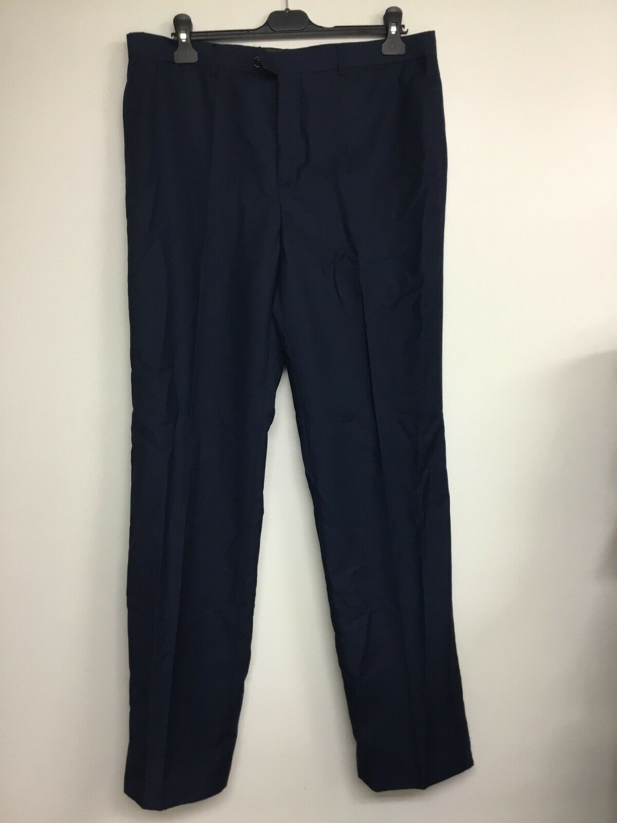 Primary image for Isaac Mizrahi Navy Boys 20H Tab-Front Dress Pants. New Without Tags
