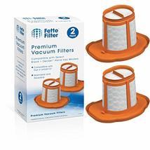 Fette Filter - Filters Compatible with Black and Decker HHVK - HHVK320J10, HHVK3 - $14.84
