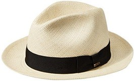 Scala Mens Hats Brand New Big Brim Snap Wool Feather Panama Gangster Sty... - $45.49+