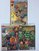 SEALED Bagged Sensational Spider-Man (1996 series) #20-22 Mint Marvel Comics - £2.22 GBP