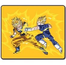 Great Eastern Entertainment Dragon Ball Z Goku VS SS Vegeta Throw Blanket