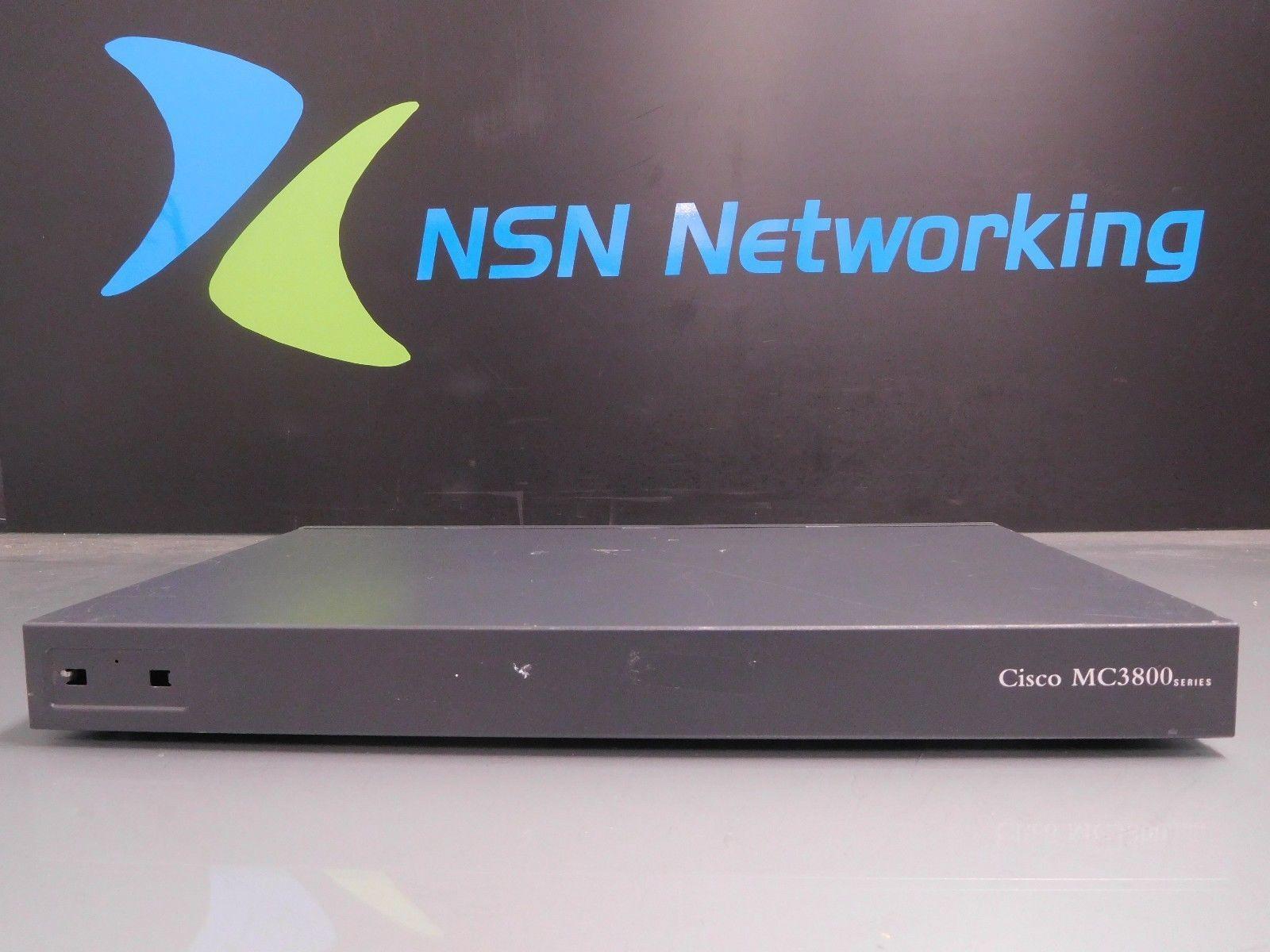 Cisco MC3800 MC3810-MFT-T1 Serial and 50 similar items