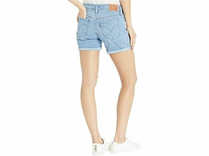 Primary image for Levi's Women's Cuffed Short sz 12/31 new nwt denim jean