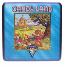 Candy Land 50th Anniversary Game Tin - $104.72