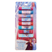 Disney Frozen II(2) Lip Balm - 8 Pack