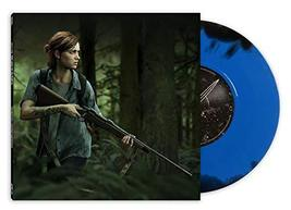 Music from The Last of Us Part 2 (7-Inch) Exclusive Blue vinyl w/ Black ... - $49.99