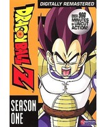 Dragon Ball Z - Season 1 One 1st NEW 6 DVD SET - $22.49