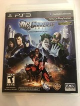 PS3- Dc Universe ONLINE- The Next Legend Is You Game - $5.01