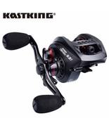 King speed demon 9 3 1 high speed baitcasting reel ultralight 12 1 ball bearings river thumbtall