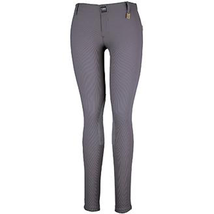 Devon-Aire Ladies All-Pro Dev-Tek Ribbed Hipster Breeches image 3