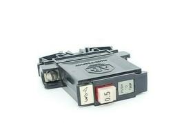 ALLEN BRADLEY 1492-G005 CIRCUIT BREAKER 250VAC .5AMP 1POLE SER. B image 2
