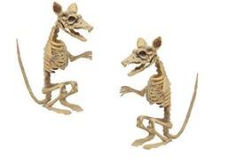 Rat Skeleton Halloween Prop Decoration Haunted House Party Decor Set Sta... - €12,94 EUR