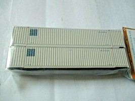 Jacksonville Terminal Company # 535039 UMAX EX- NCAS 53' Patch Container N-Scale image 1