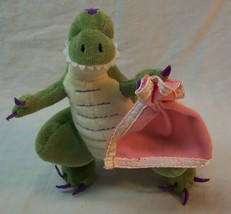 "MerryMakers HOW DO DINOSAURS SAY GOOD NIGHT DINOSAUR 6"" Plush STUFFED AN... - $14.85"