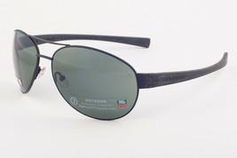 Tag Heuer Ayrton Senna 0253 Matte Black / Green Outdoors Sunglasses TH 253 301 - $293.02