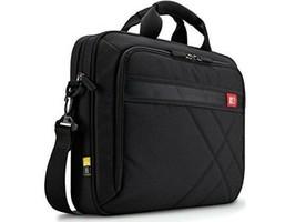 """Laptop - Tablet Briefcase Black 15.6"""" or 17.3"""" Shoulder Strap Padded Poc... - $49.89+"""