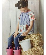 Simplicity Sewing Pattern 8087 Misses Childs Pullover Dress Top Size 3-8... - $16.98