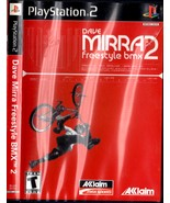 PlayStation 2 Dave Mirra: Freestyle BMX 2 (Video Game, Case, & Manual) - $9.95