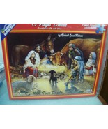 New O NIGHT DIVINE Jigsaw Puzzle 1000 Pc White Mountain Puzzles Sealed I... - $12.86